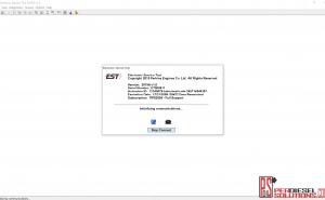 Perkins EST 2015A diagnostic software