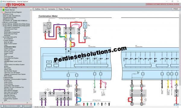 Toyota Repair Manual Full pdf
