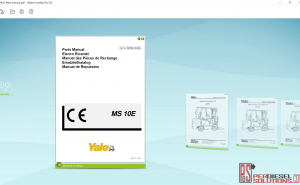 Yale forklift parts book pdf