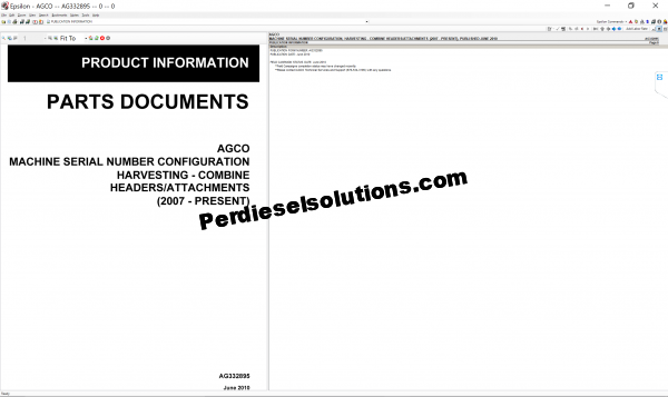 Agco NA parts books & Service Workshop Manuals