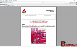 Agco Sunflower UK 2019 parts Books &Service Bulletins
