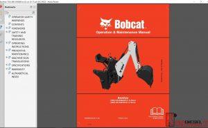 Bobcat Implement service manual