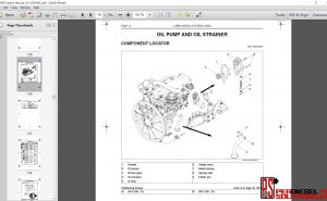 Hino Trucks workshop manual 2005 pdf
