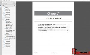 Hino Trucks workshop manual 2007 pdf