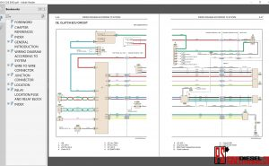 Hino Trucks workshop manual 2018 & wiring diagram