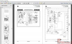 JCB Loadall 508-66, 509-45, 510-44, 510-55 service manual Wiring Diagram
