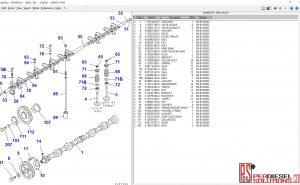 Komatsu forklift Linkone 11.2012