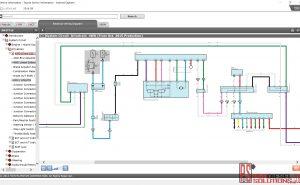 Lexus Repair manual & electrical wiring Diagram