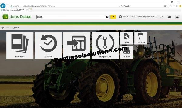 Service Advisor 5.2 agricultura y cesped en espanol_1