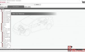 Toyota 4RUNNER Repair manual 2019