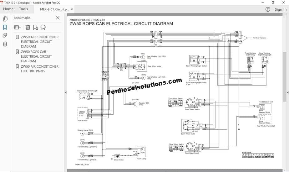 Hitachi Workshop & Technical Manual New Models PDF